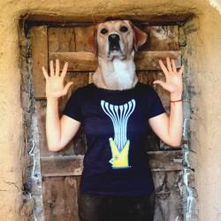 Re:re:loup tshirt femme