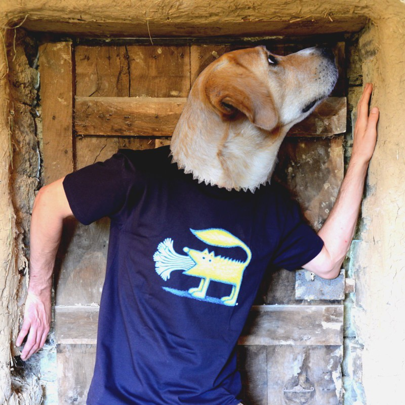 Re:loup tshirt homme
